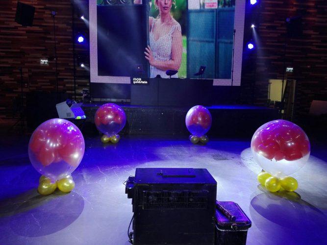 Balloonl - shay אטרקציות לאירועים
