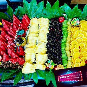 קיאק פירות מתחתנים