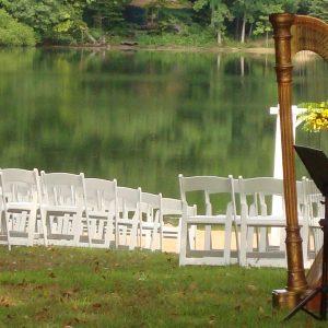HODAYA VAHAV-harpist