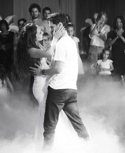 איך לרקוד נכון בחתונה